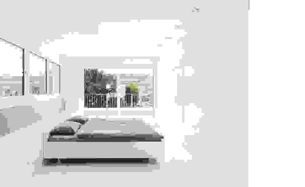 Dormitorios de estilo minimalista de Dost Minimalista
