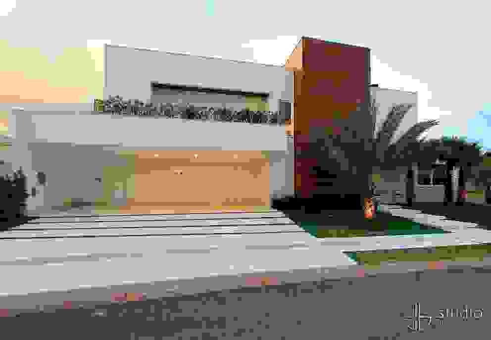 Studio Gilson Barbosa Casas modernas