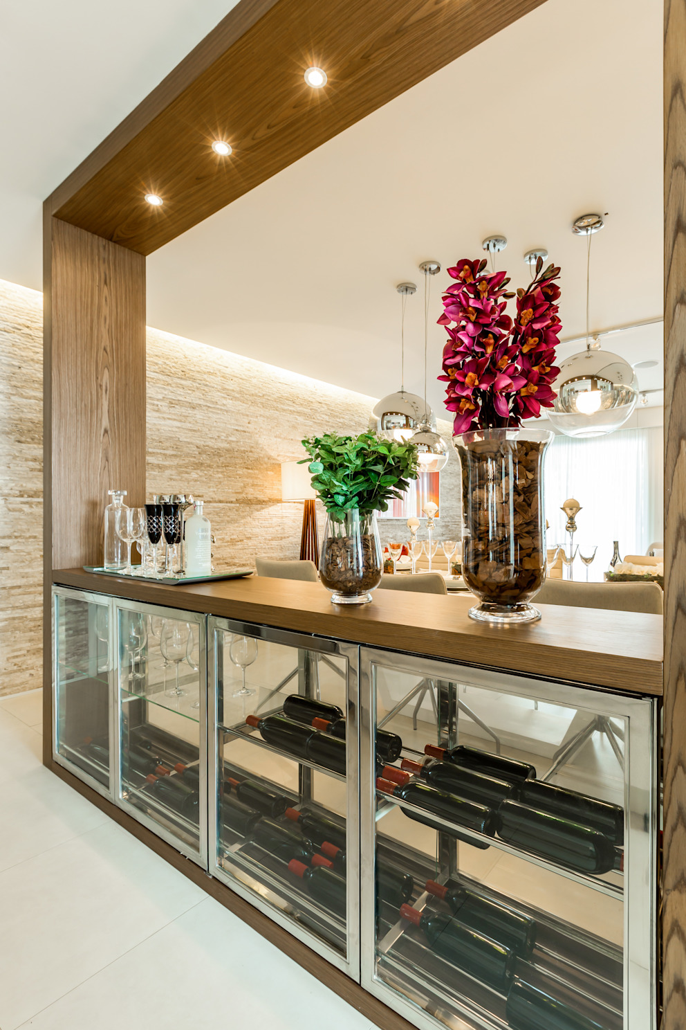 Classic style wine cellar by homify Classic