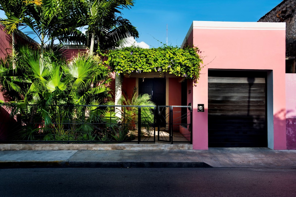 Casas  por Taller Estilo Arquitectura