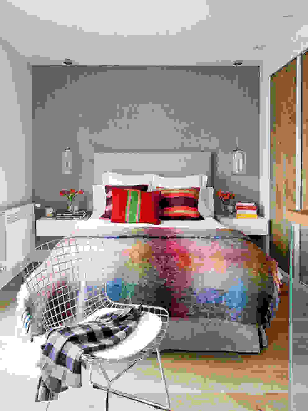 Dormitorios de estilo moderno de BELEN FERRANDIZ INTERIOR DESIGN Moderno