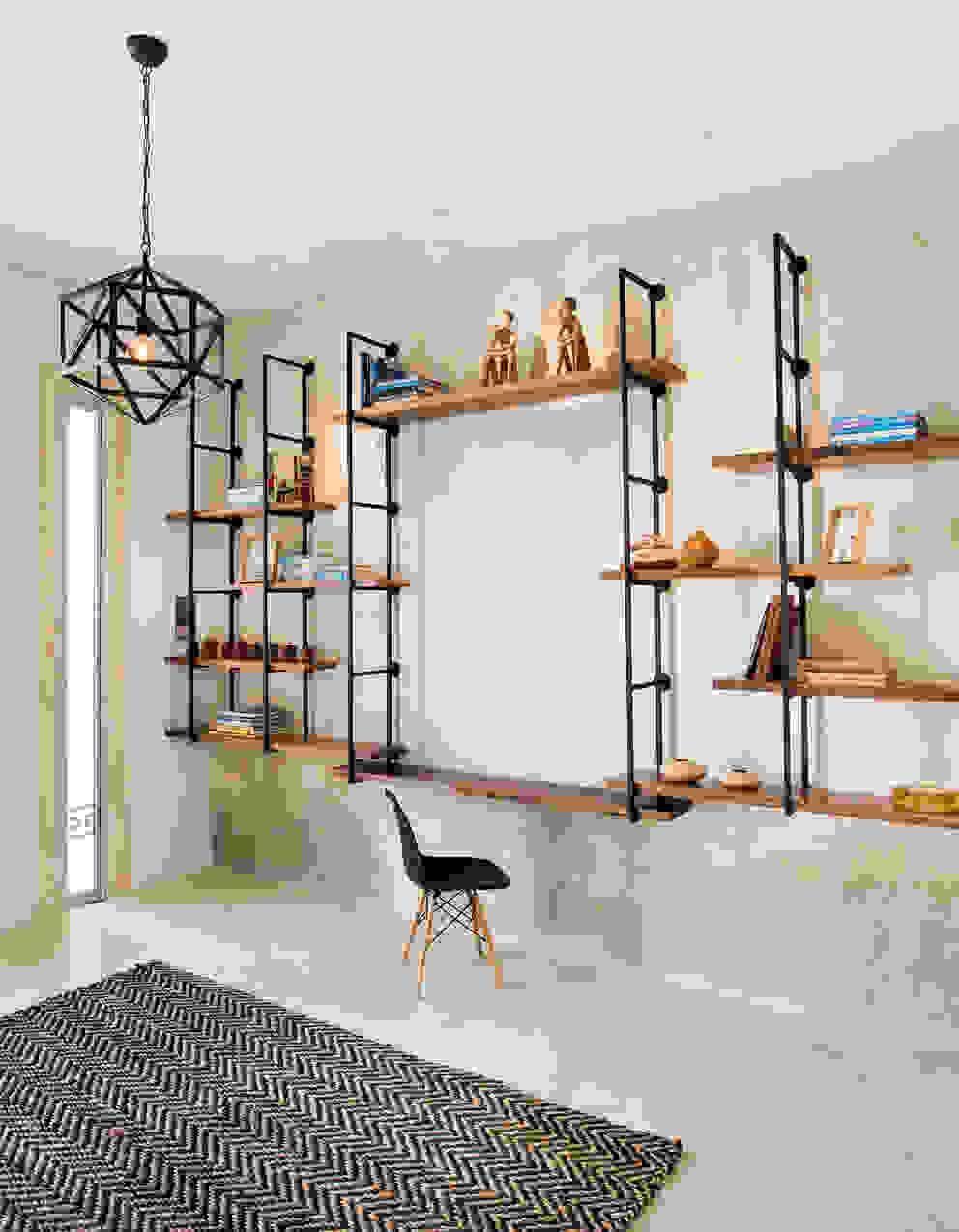 Corredores, halls e escadas modernos por HPONCE ARQUITECTOS Moderno