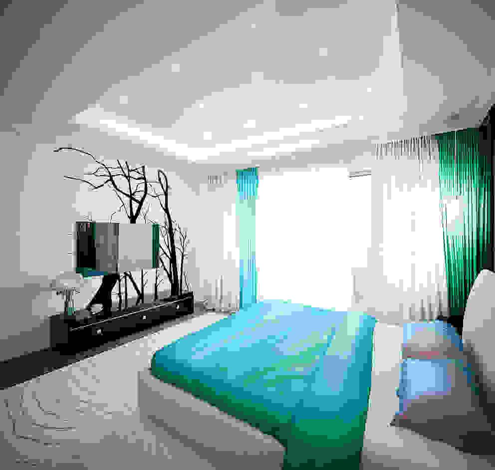 Dormitorios de estilo moderno de Insight Vision GmbH Moderno