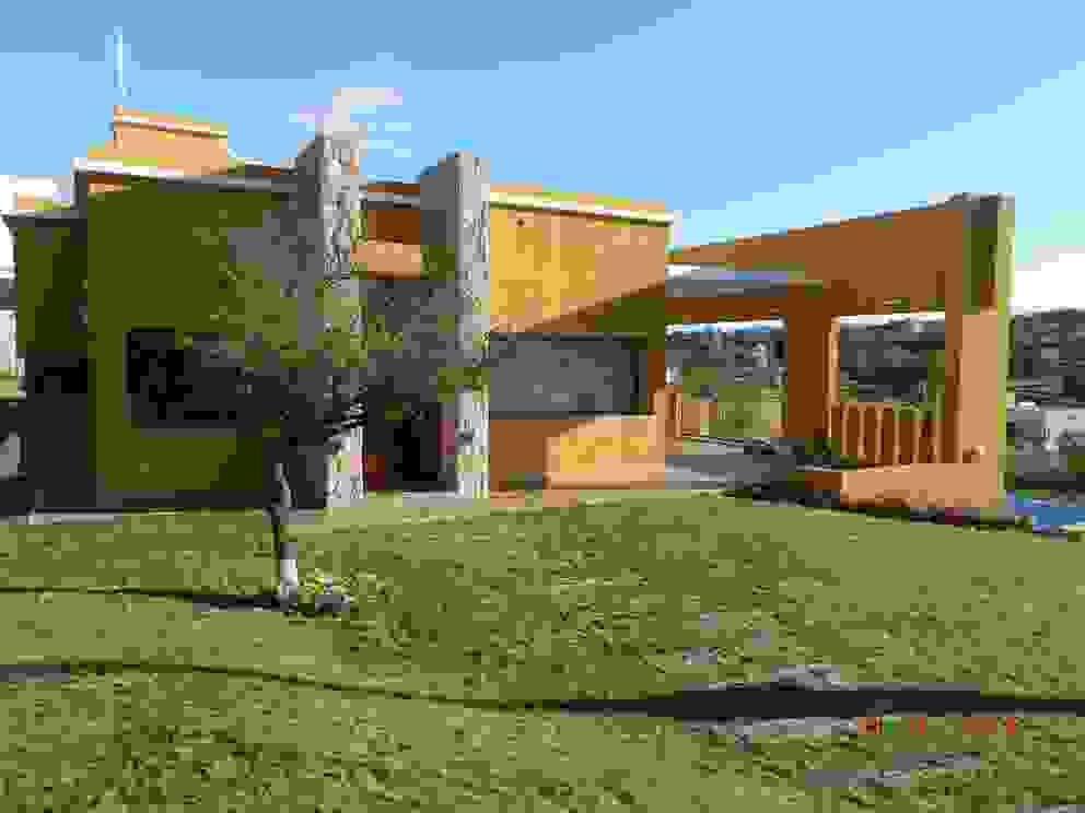Casas de estilo  por ART quitectura + diseño de Interiores. ARQ SCHIAVI VALERIA, Moderno