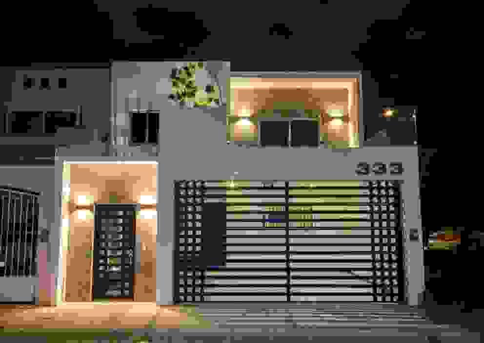 Casas de estilo  por Cenit Arquitectos