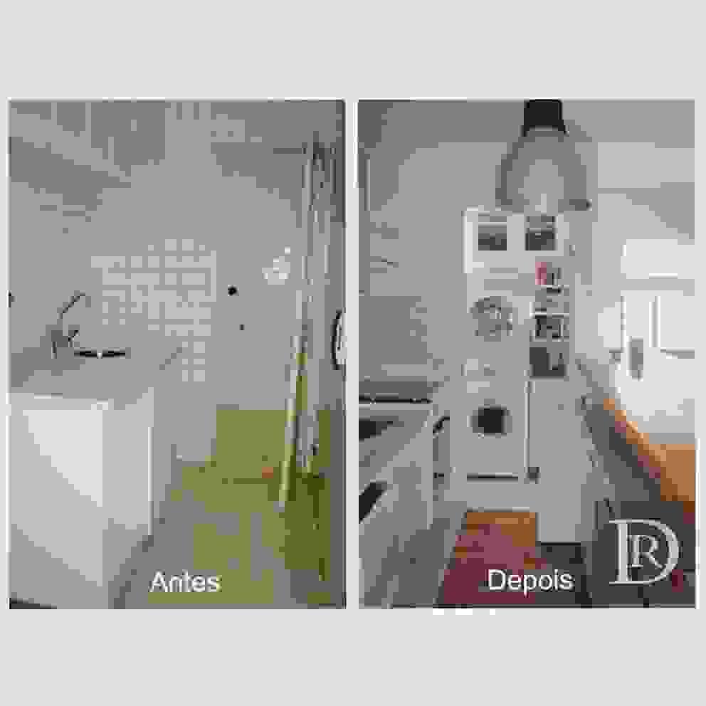 Cozinha por Debora de Rezende | arquitetura e interiores