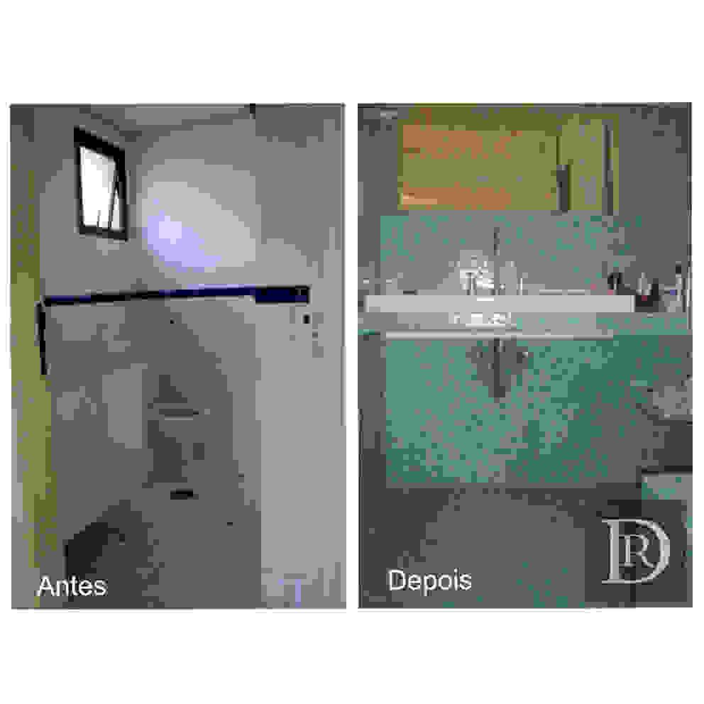 LOFT | Banheiro por Debora de Rezende | arquitetura e interiores