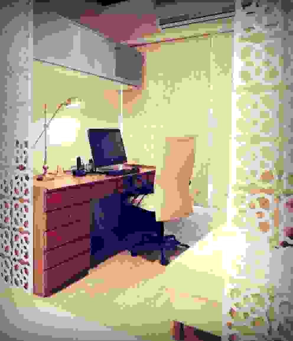 Sanghvi Residence Modern study/office by SwitchOver Studio Modern