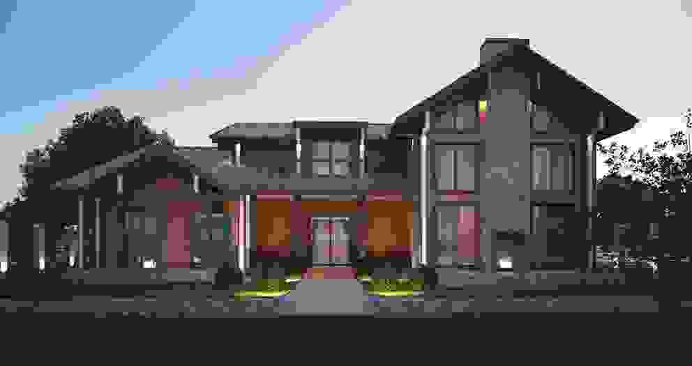 Way-Project Architecture & Design Casas de estilo clásico