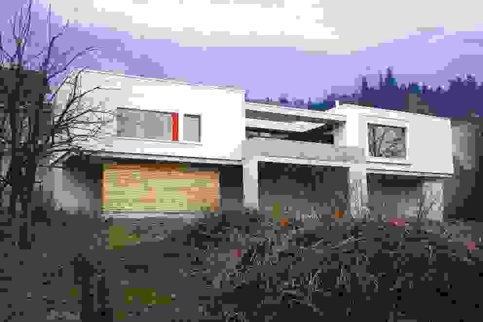 Houses by DANKE Architekten, Modern