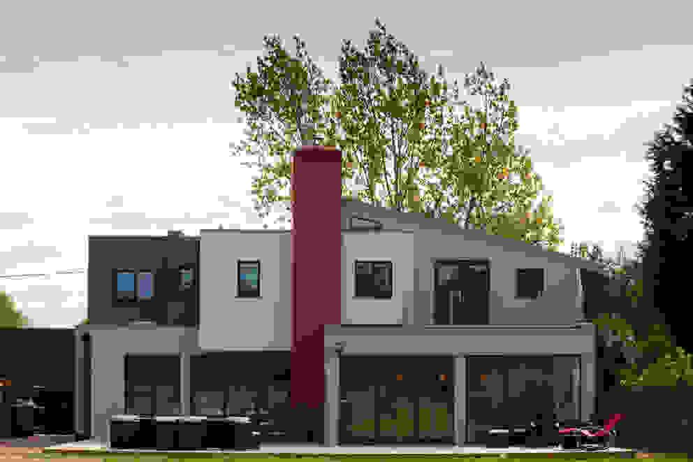 Essex House Casas modernas: Ideas, imágenes y decoración de Frost Architects Ltd Moderno