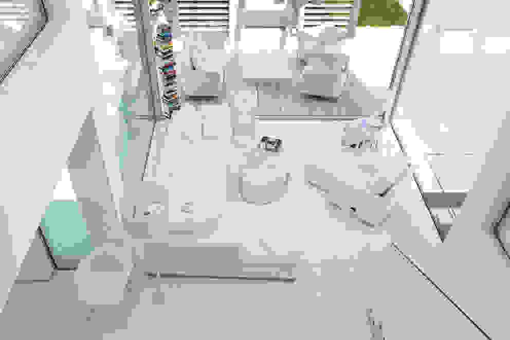 Salon minimaliste par JSH Algarve Arquitectura Lda Minimaliste