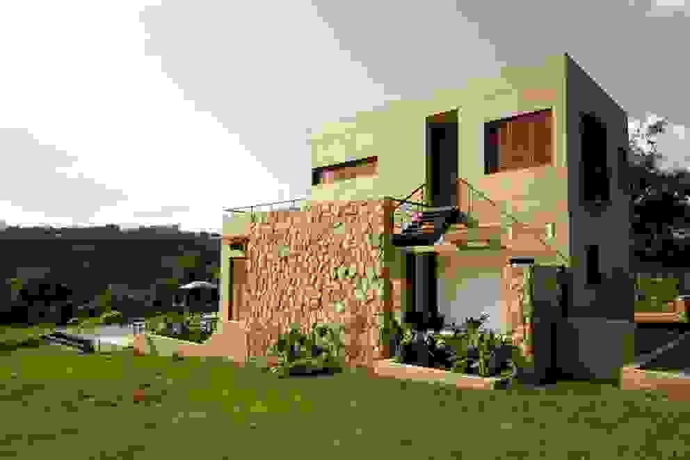 Kubik Aqua, Anapoima, Colombia: Casas de estilo  por Kubik Lab, Moderno