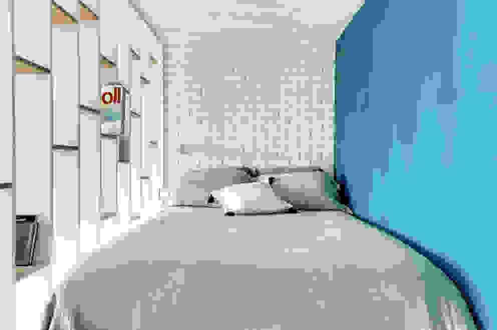 Quartos modernos por Transition Interior Design Moderno