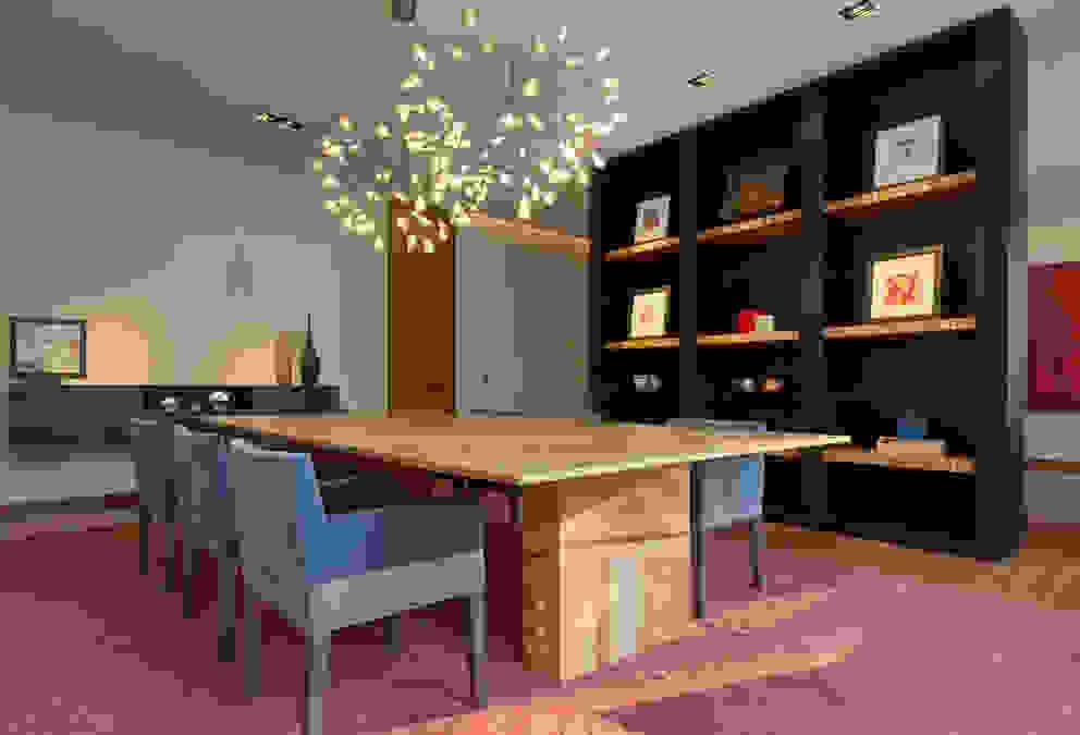 Comedores de estilo moderno de Lopez Duplan Arquitectos Moderno