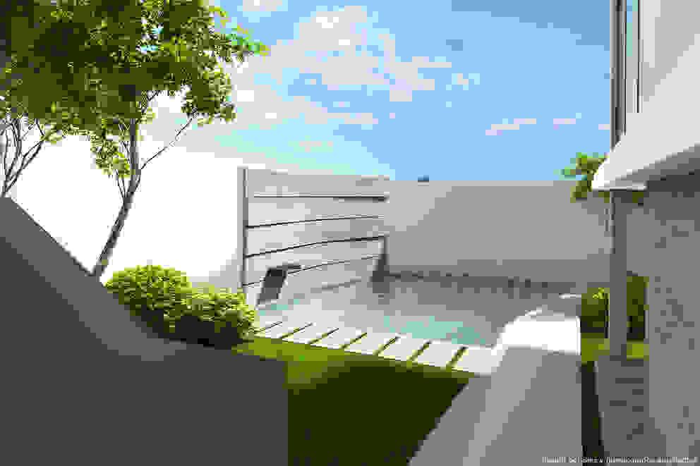 por Diez y Nueve Grados Arquitectos