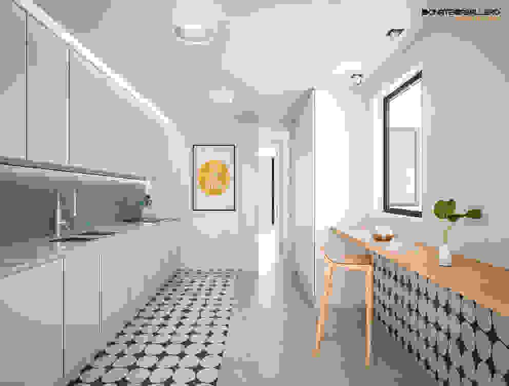 by DonateCaballero Arquitectos