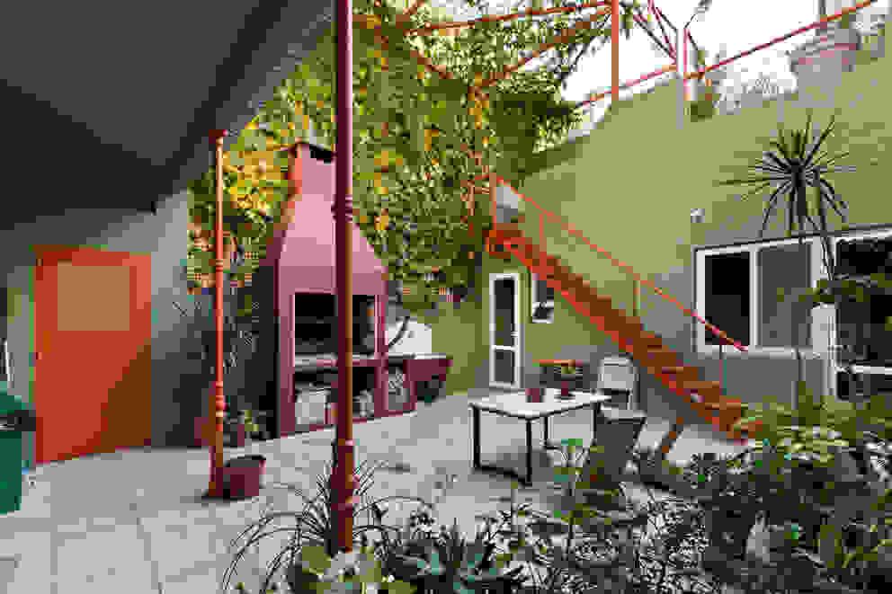 Jardins minimalistas por Pop Arq Minimalista
