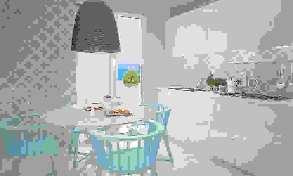 Modern kitchen by olivia Sciuto Modern