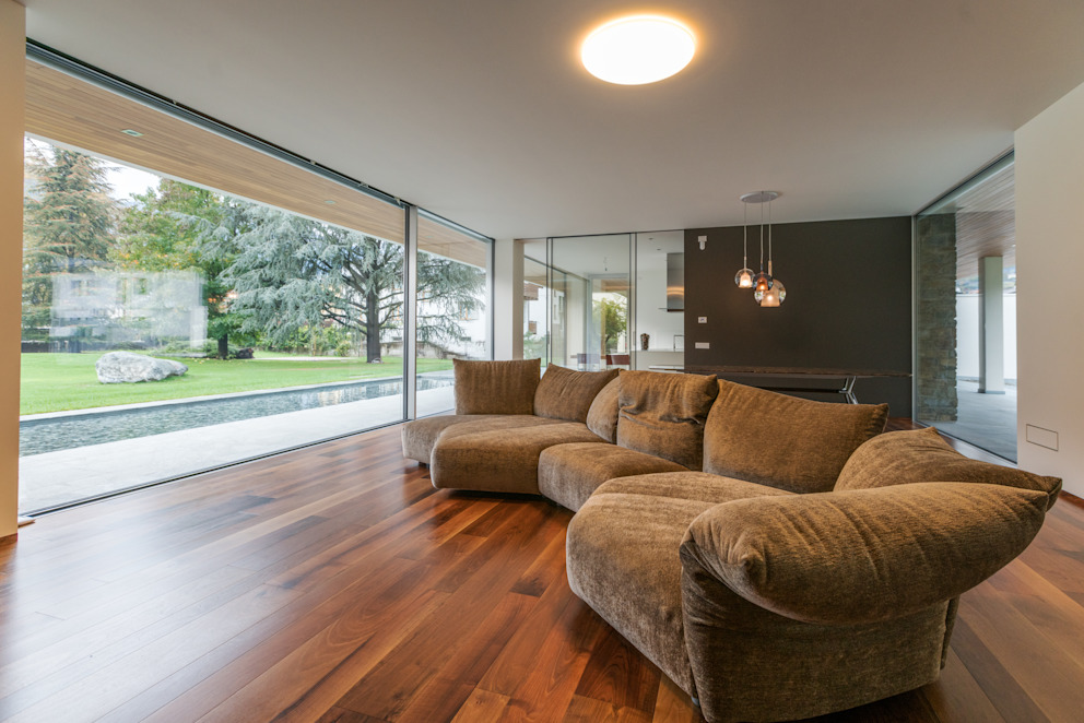 Damilano Studio Architects Living room