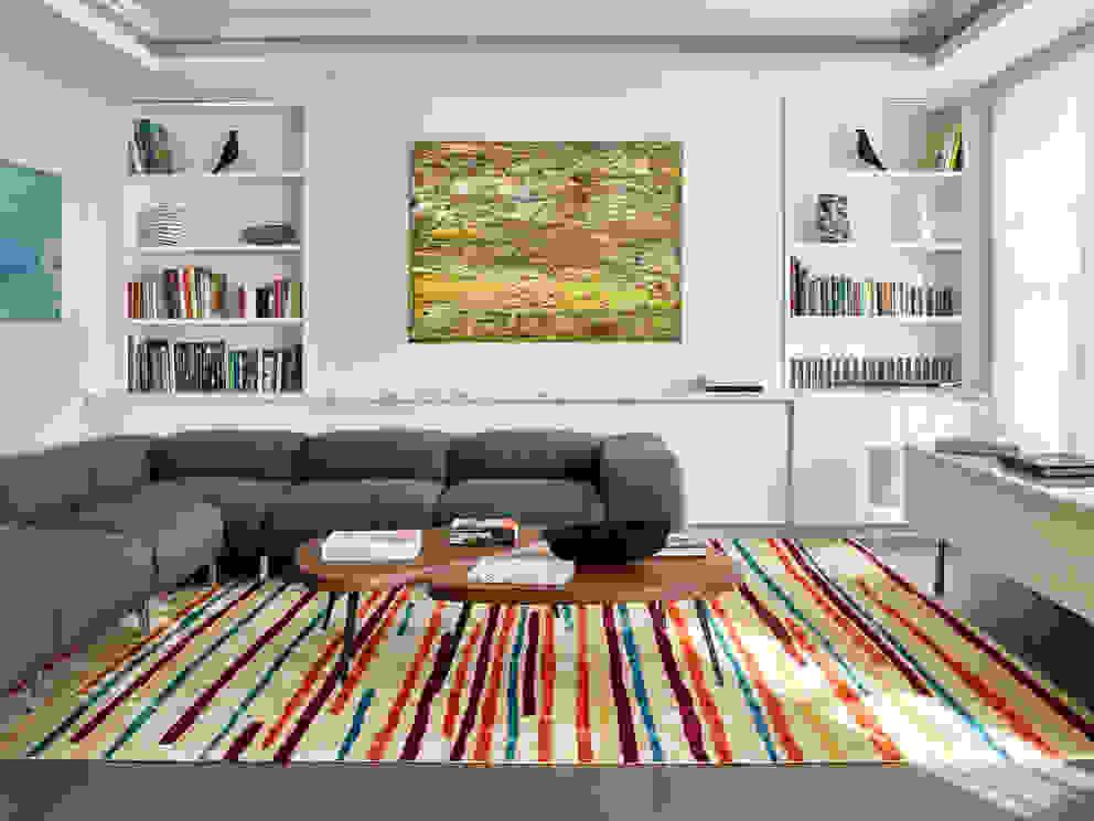 Living Room Morph Interior Ltd Living room White