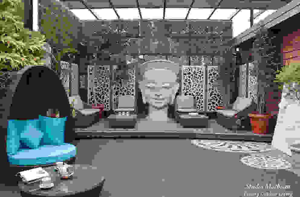 Terrace Garden Design Studio Machaan Terrace