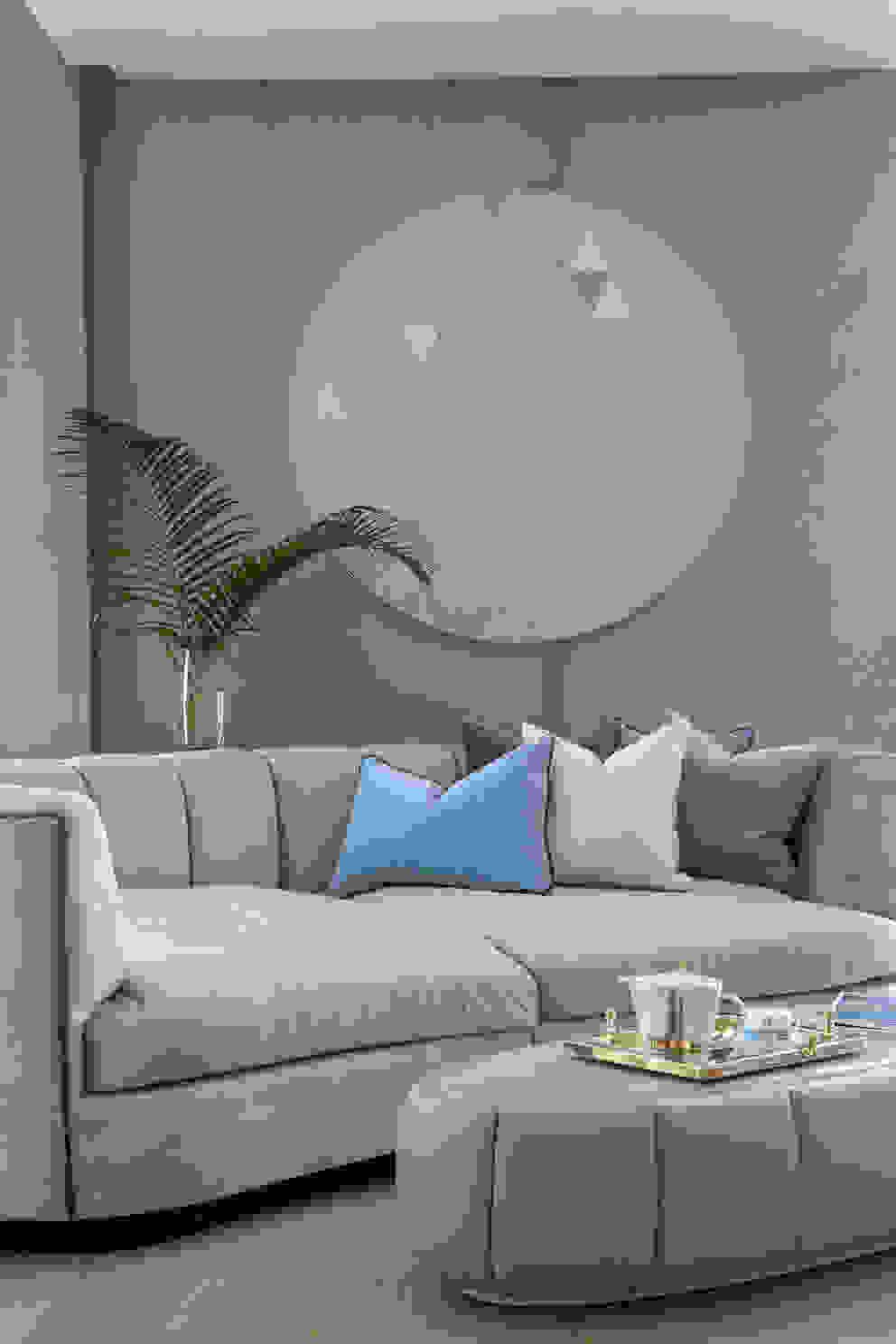Cosy Bedroom Reading Nook Design Intervention Modern style bedroom