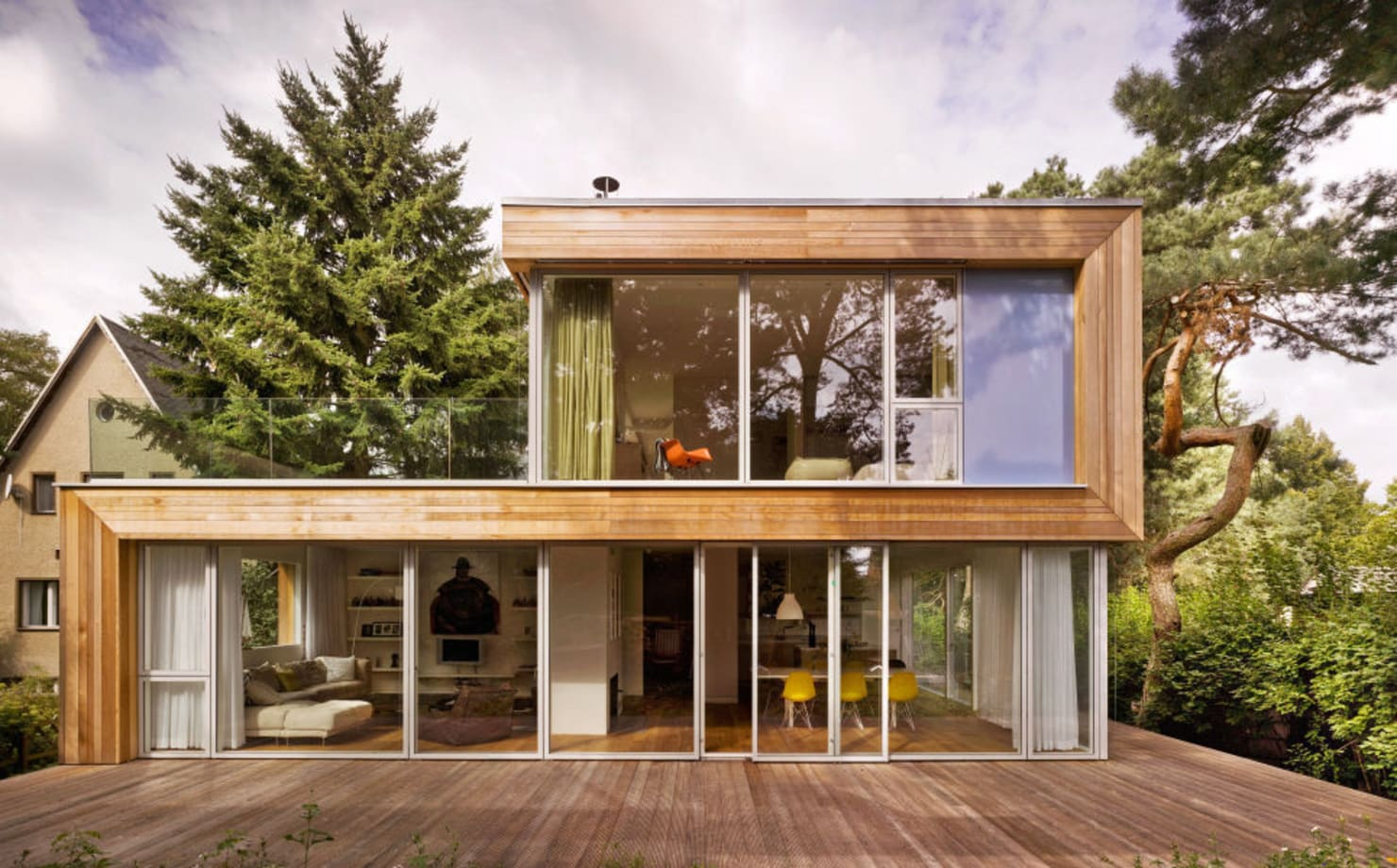 This Wonderful Wooden House Draws Your Gaze