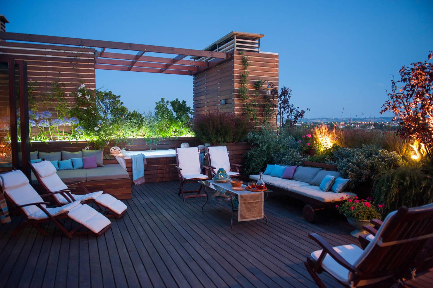 Der beste Boden für Terrasse und Balkon