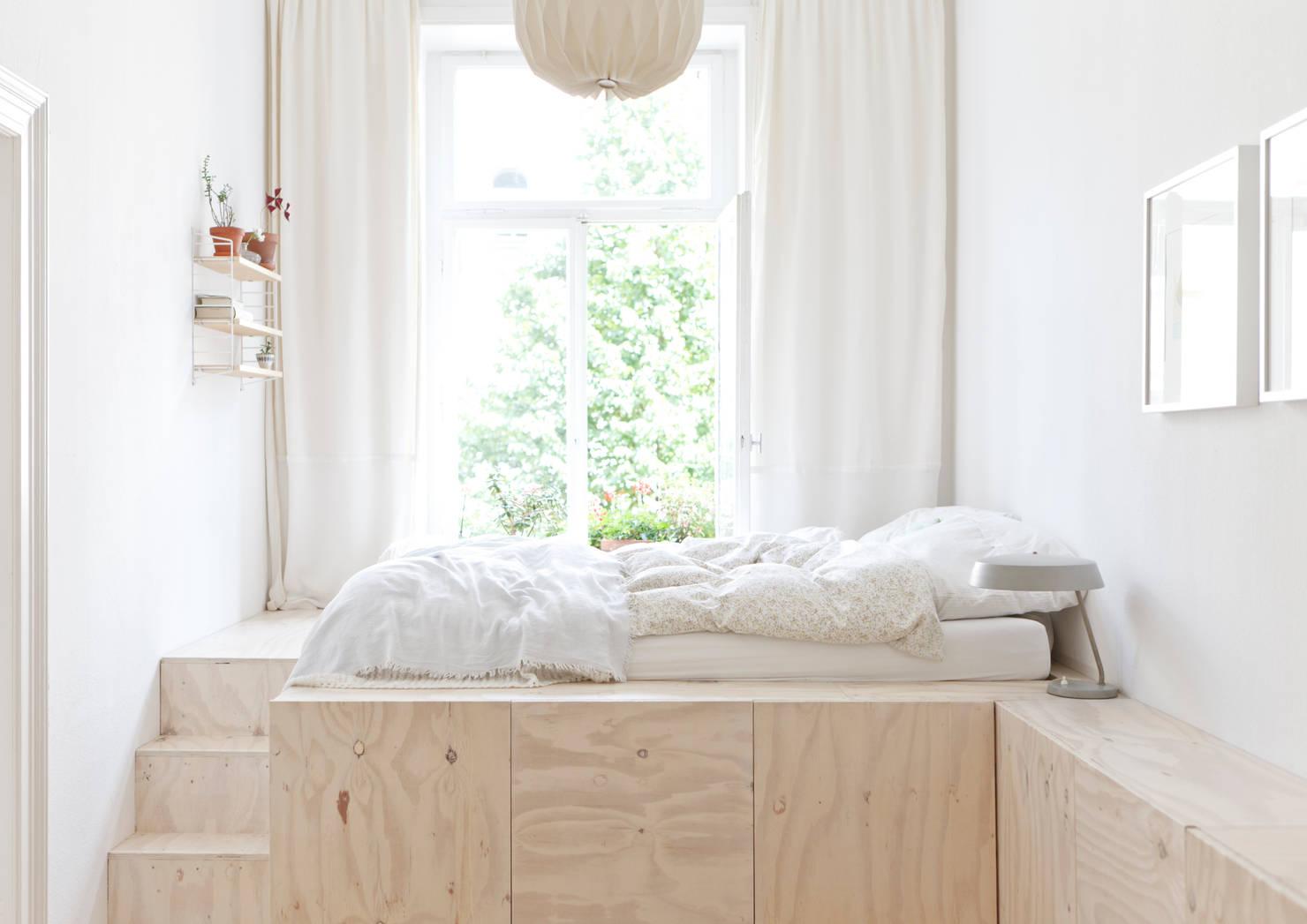 작은 방을 똑똑하게 나눠보자. 원룸을 위한 공간 분리 아이디어 7
