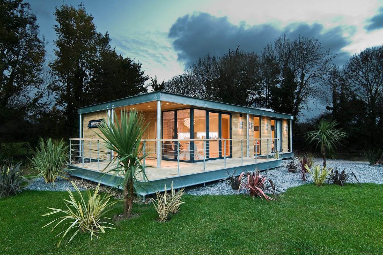 Prefab Houses: 11 homes which are easy to build and stylish