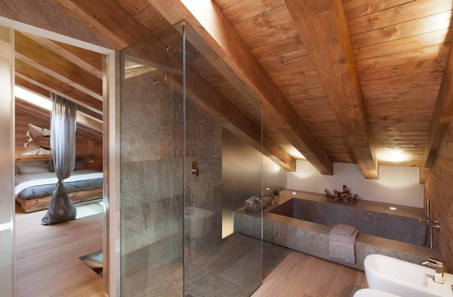 10 serene and beautiful bathrooms