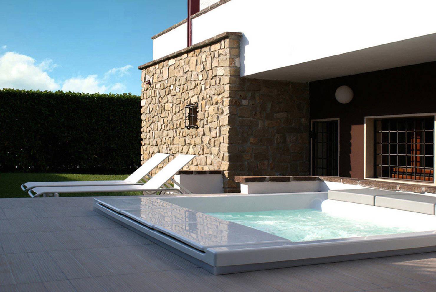 6 мини-бассейнов для вашего сада
