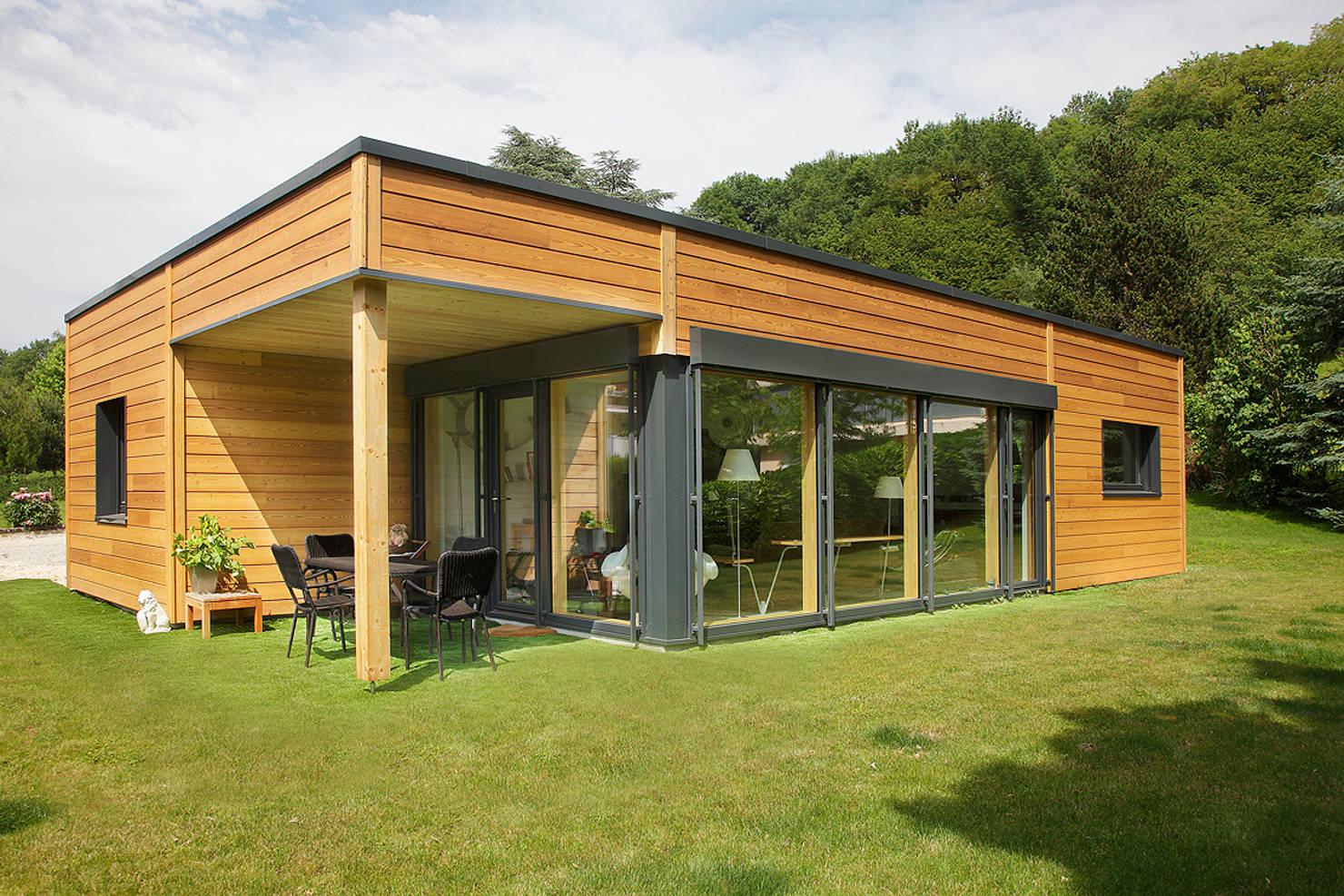 한 가족을 위한 경제적인 30평대 주택