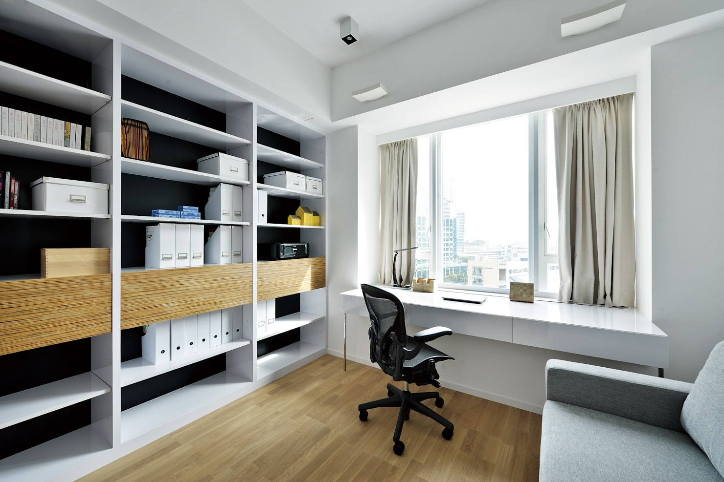 Home office: 9 clever tips for a better organization