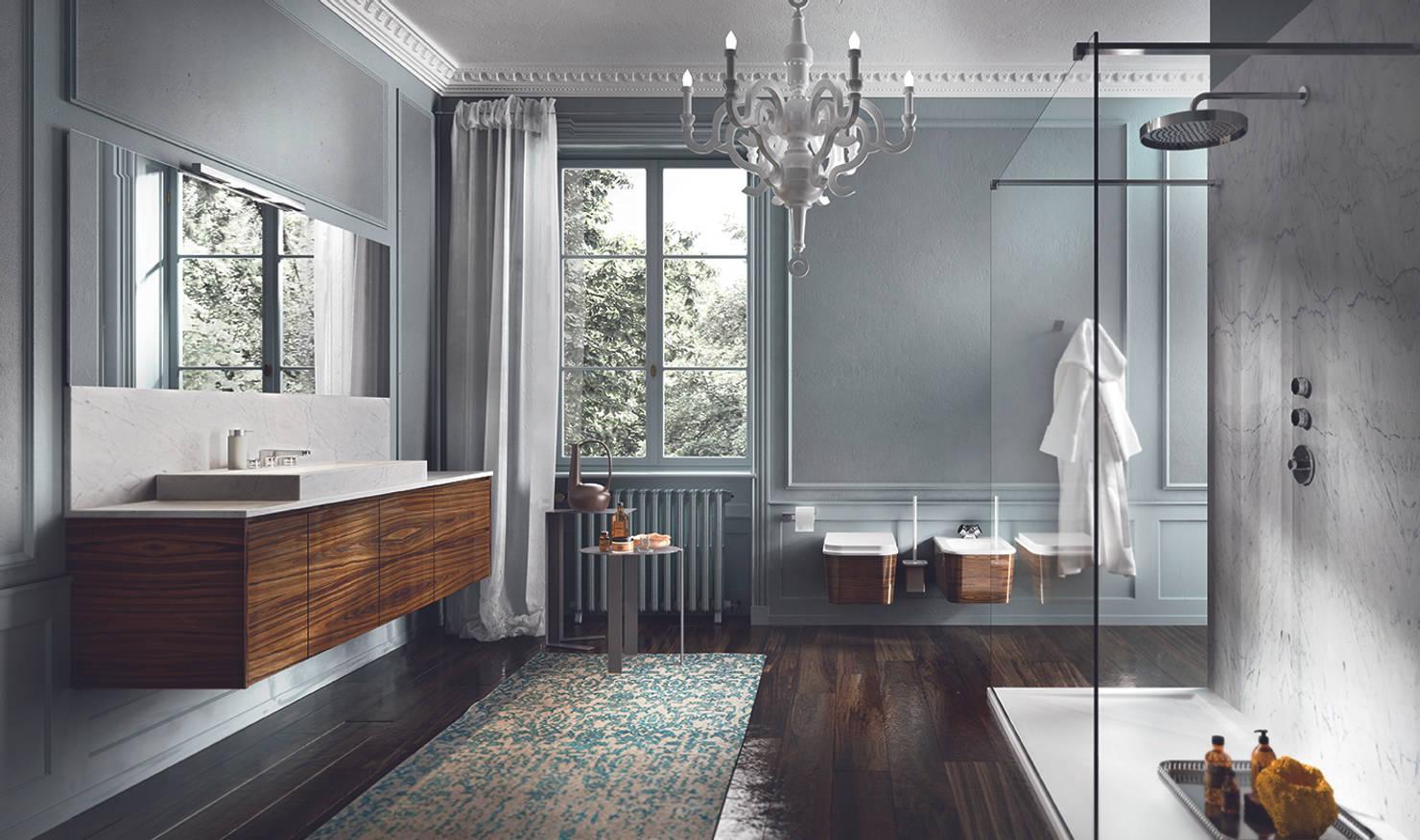 Wände mit Holz dekorieren: 10 wunderschöne Beispiele