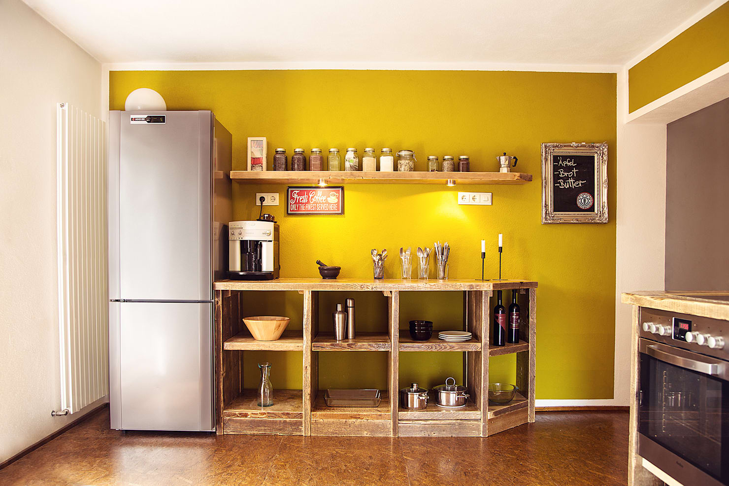 How to revamp your kitchen on a teeny tiny budget
