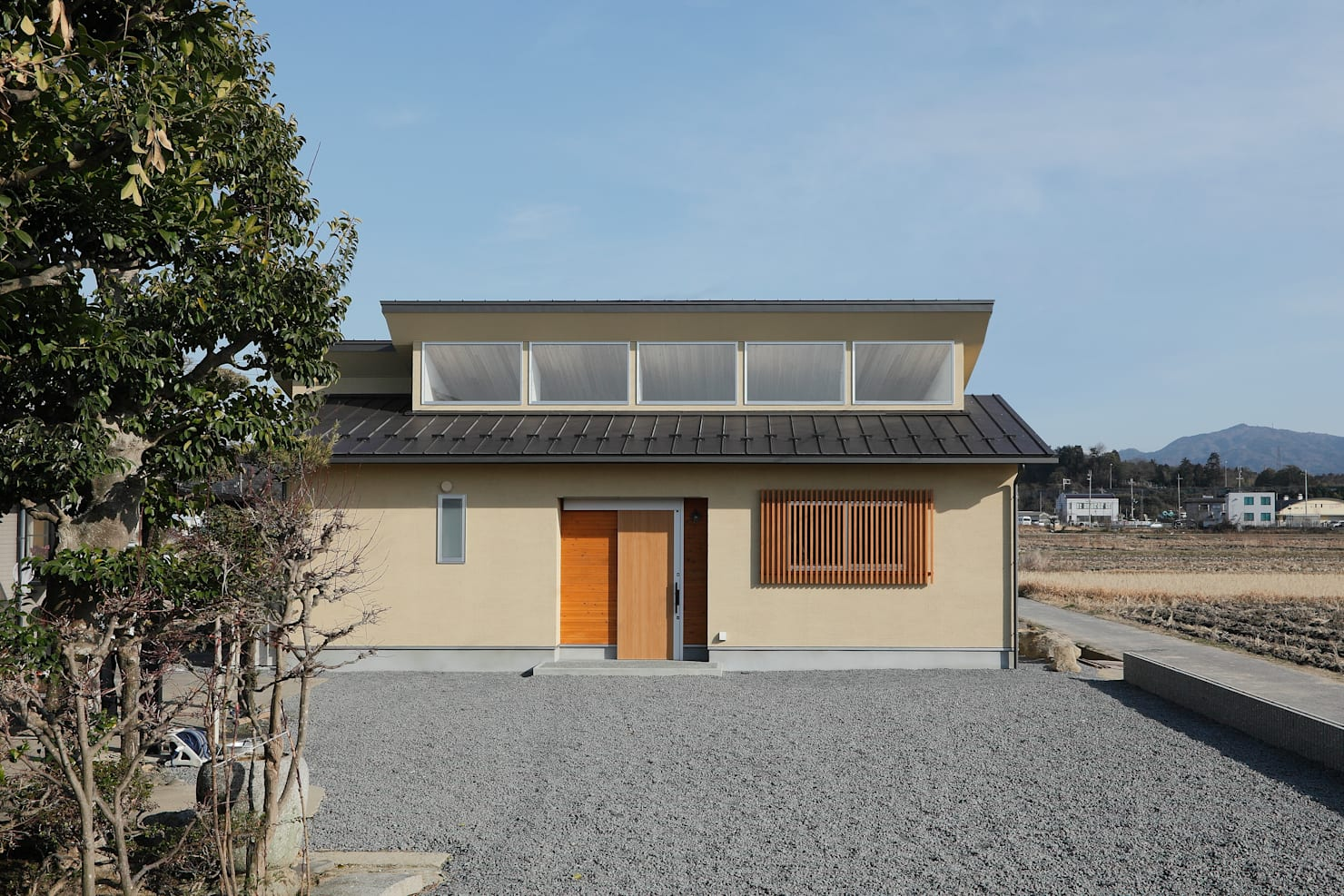 The quiet but clever Japanese home