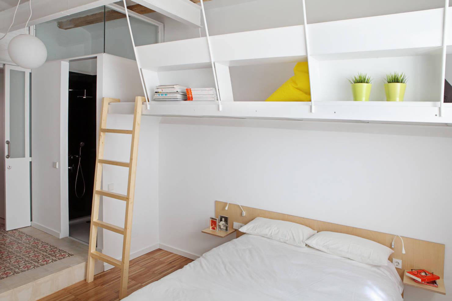 실용적인 아파트 구조를 만드는 7가지 기발한 아이디어