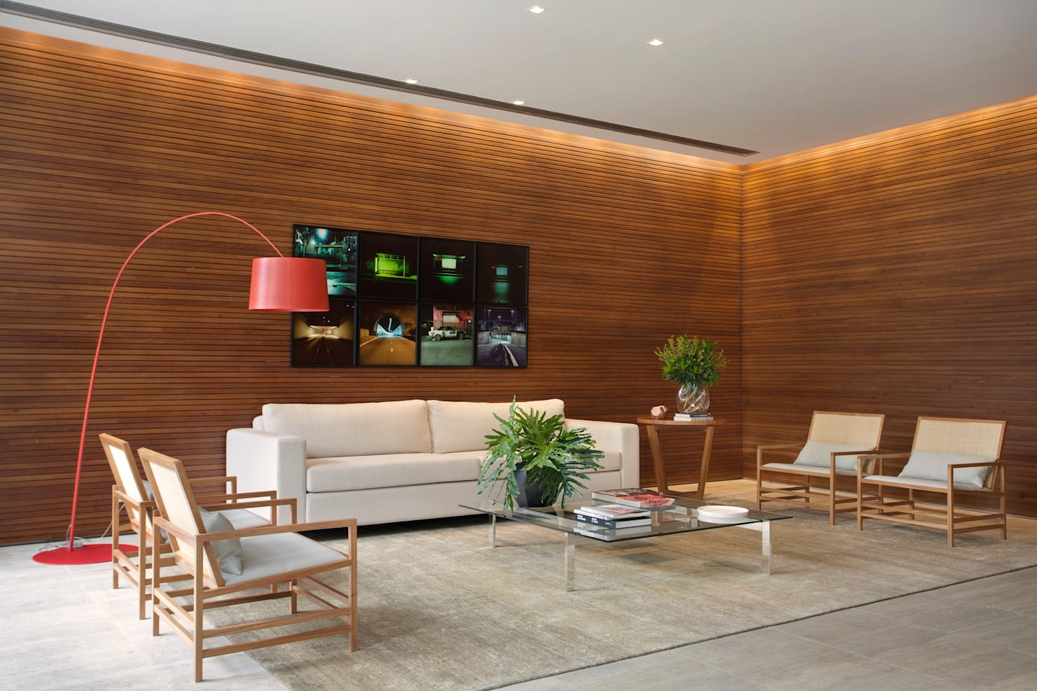 8 ideias de decoração para salas de estar modernas