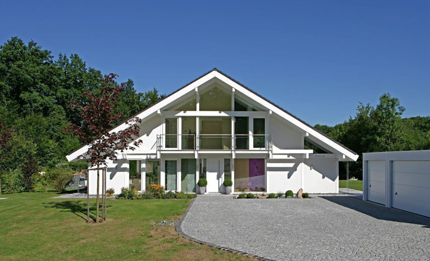 Выбираем окна для загородного дома