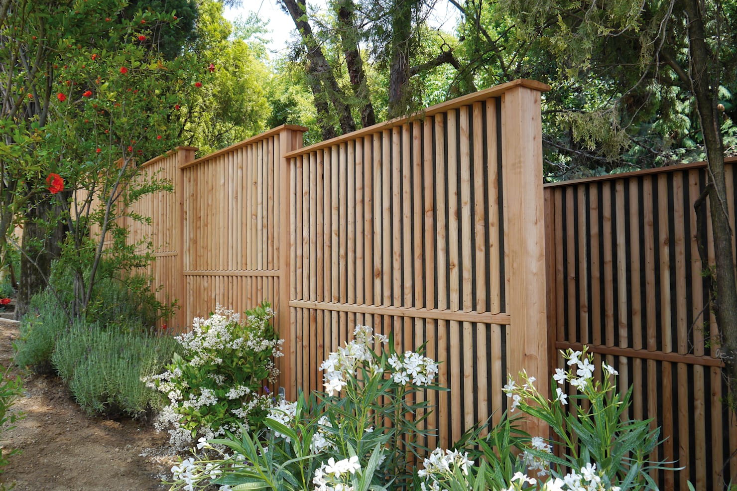 18 garden fences that'll get the neighbours talking