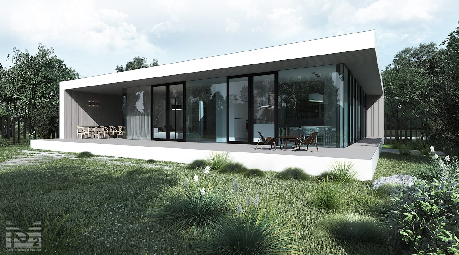 The modern prefab you'll want to call home