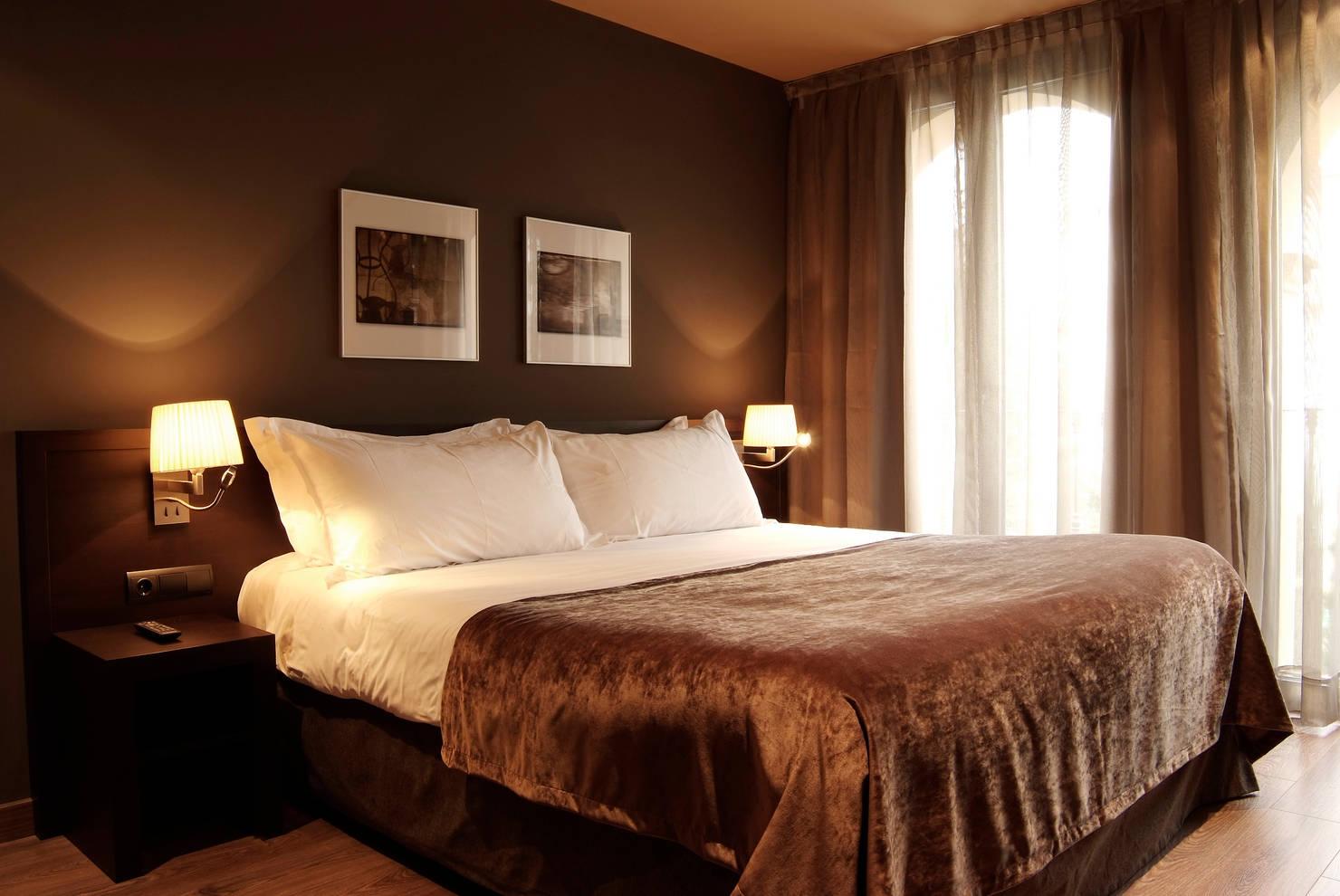 Proyecto de interiorismo para un hotel en Barcelona