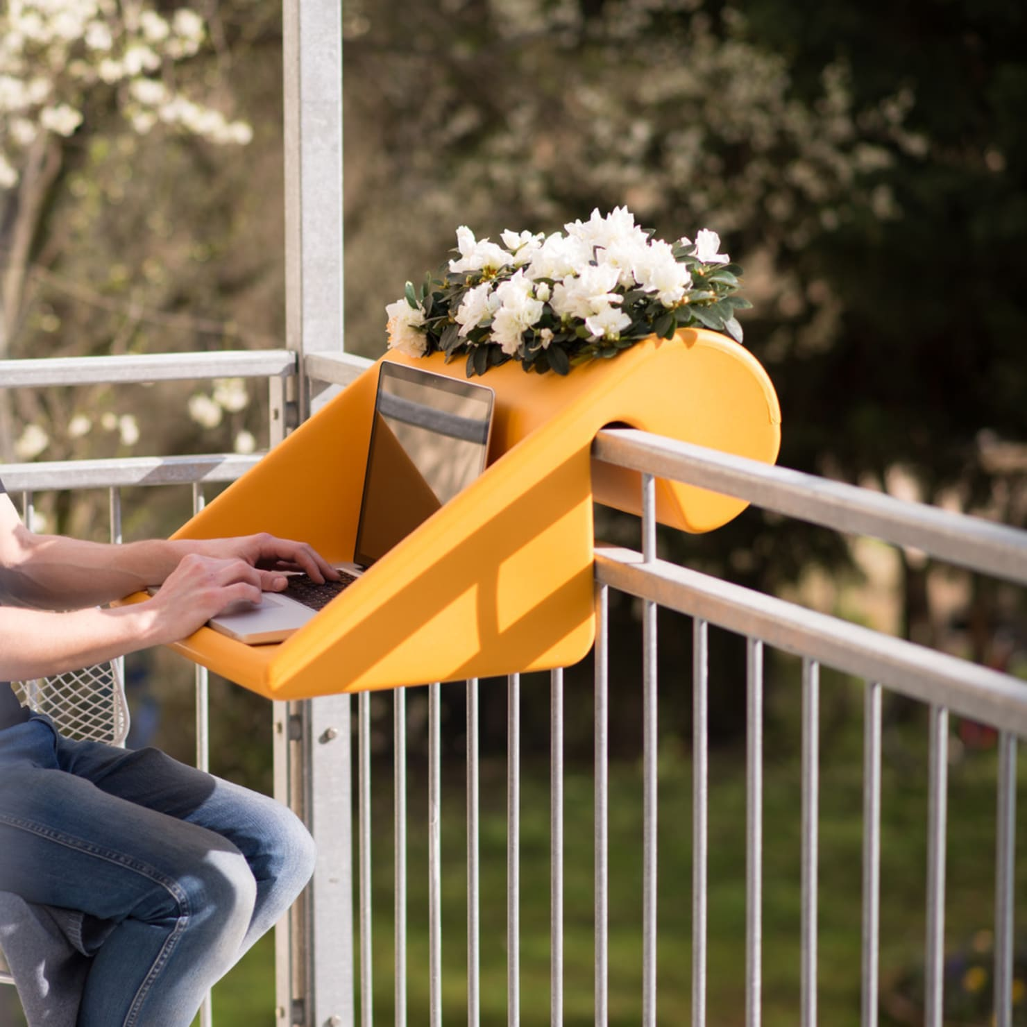 7 golden ideas to enhance your small balcony