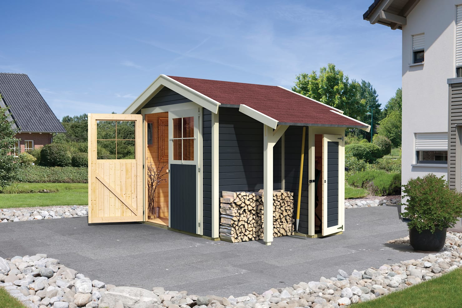 7 stylish garden outbuildings to consider