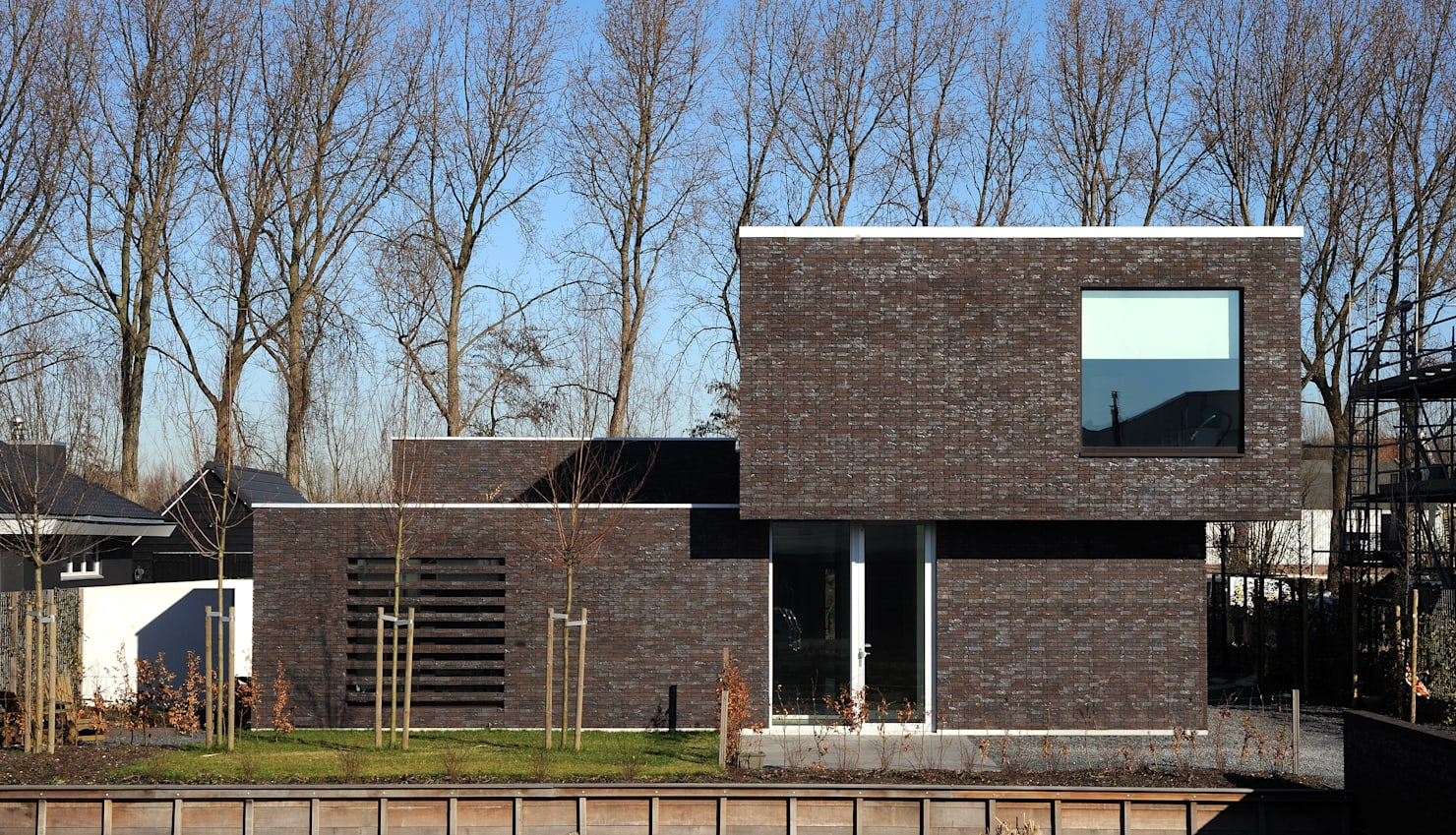 A home inspired by the Cubism of Picasso