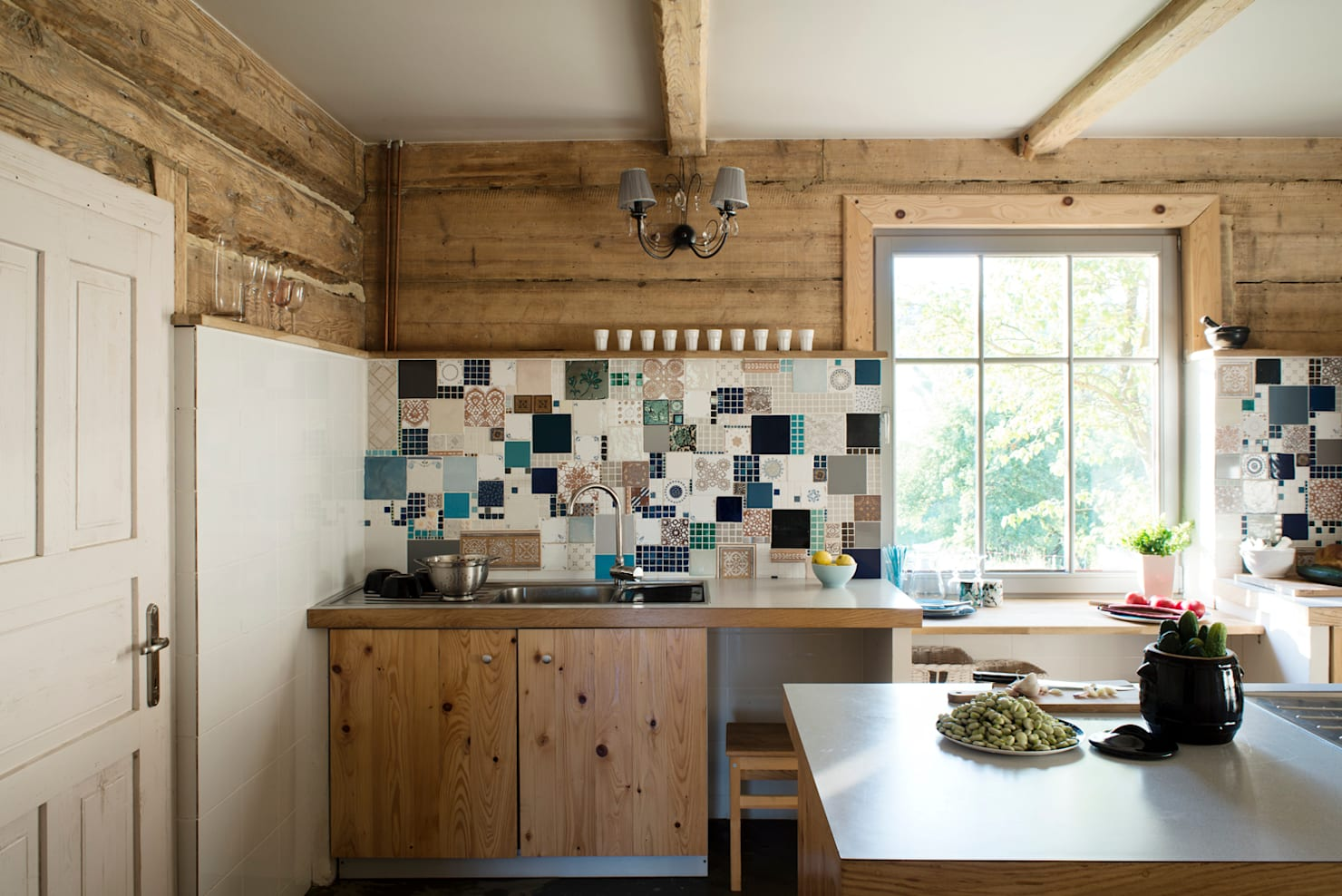 10 incredible ideas for your kitchen walls