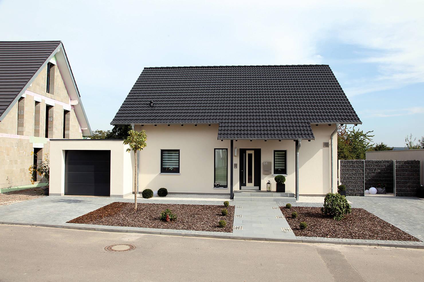 A Modest But Fantastic House