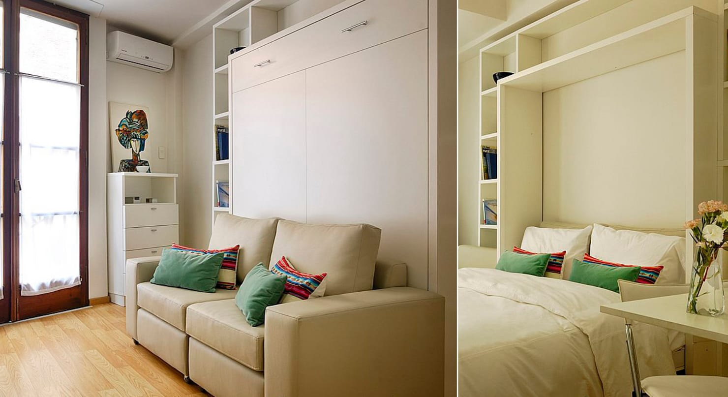 8 low-cost tricks to get more space in your home